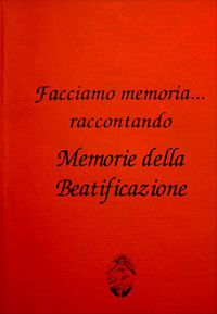memorie della beatificazione
